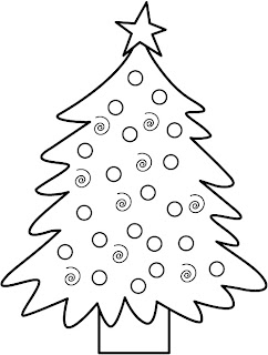 Download Christmas Tree Kids Coloring Pages