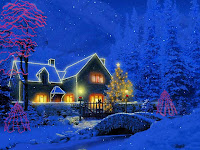 Christmas Scene Pictures
