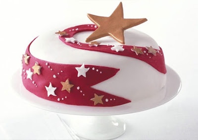 Christmas Cakes Desktop Wallpapers