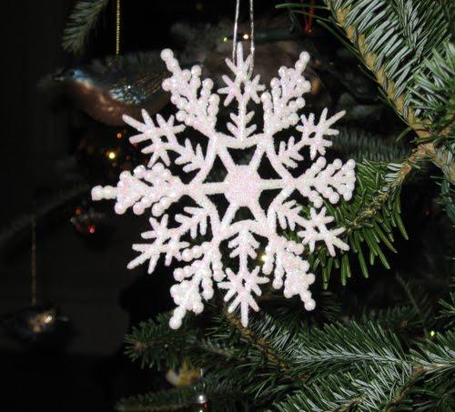 Christmas Snowflake Wallpapers