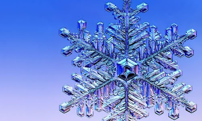 Christmas Snowflake Wallpapers For Desktop