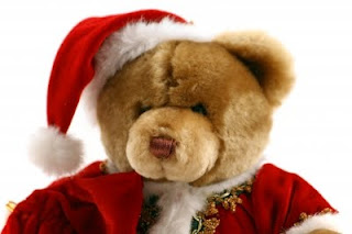 Christmas Teddy Wallpapers For Desktop