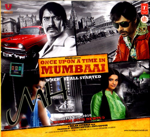 Filme Indiene Once Upon a Time in Mumbai (2010)