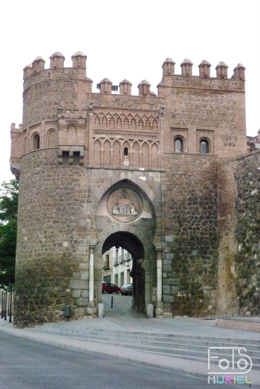 Fotos muriel puerta del sol toledo for Puerta del sol 3