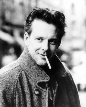 mickey rourke younger