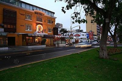 Hotels Near Peruvian Consulate In New York