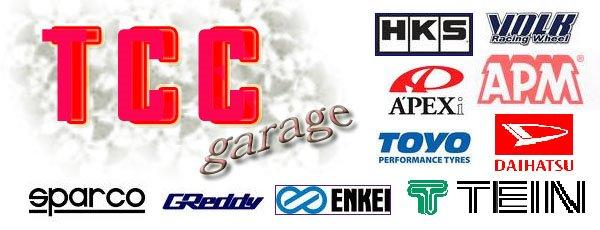 TCC garage