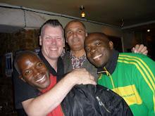 Felix, Snowboy, Occi, Chris - Educated Jazzmen - Leeds 09