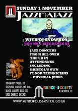 THIS SUNDAY ... JAZZMATAZZ meets SNOWBOY