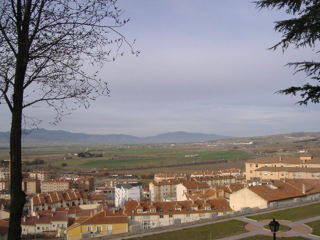 Vista del Valle Ambles