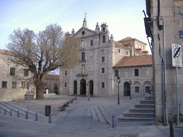 Iglesia de La Santa-Avila-