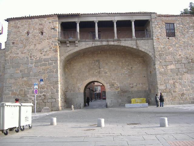 Arco del Rastro-Avila-