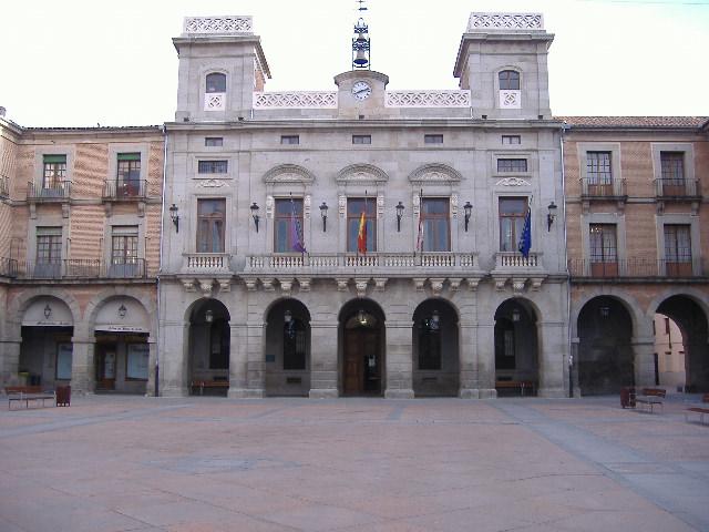 Ayuntamiento de -Avila-