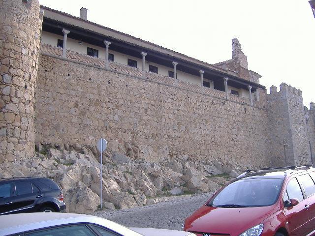 Palacio del Obispado-Avila-