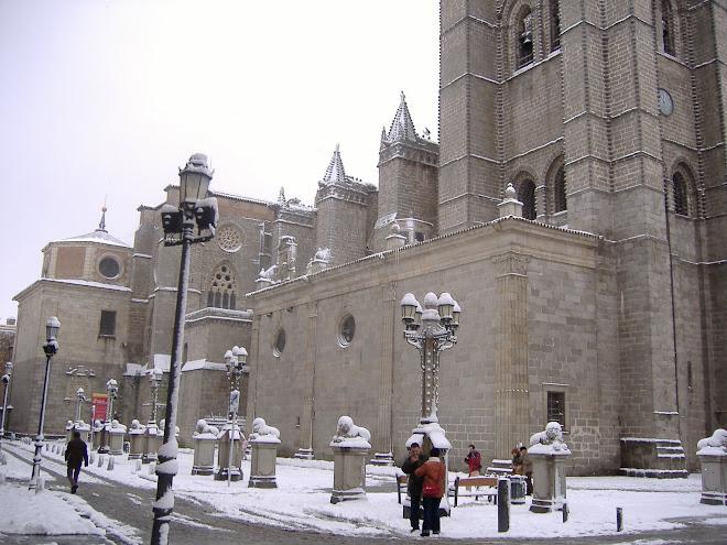 Parte norte de la Catedral