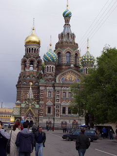 Saint Petersburg Tourist Guide