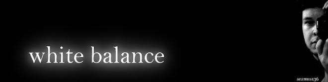 white balance