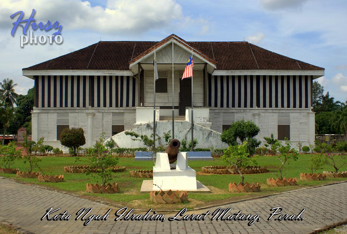 Image result for kota ngah ibrahim kaya tinggalan sejarah