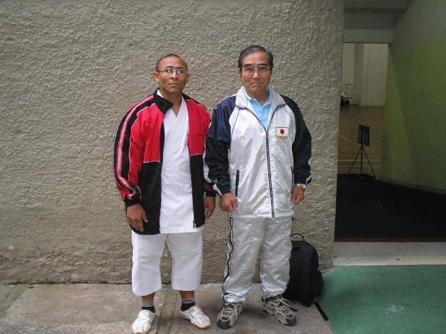 Seminário Mundial com Goshi Yamaguchi