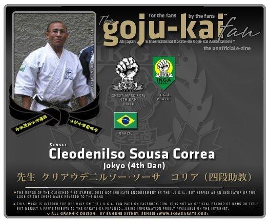 Jokyo Cleodenilso Correa