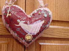 Heart Pillow,