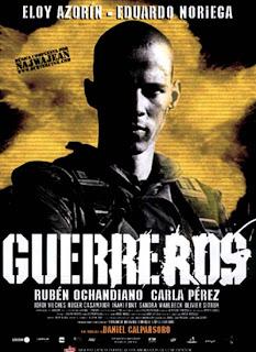 Guerreros cine online gratis