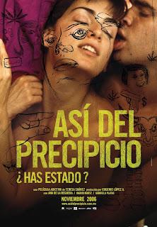 Así del precipicio cine online gratis