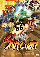 descargar JShin Chan: El pequeño samurái gratis, Shin Chan: El pequeño samurái online