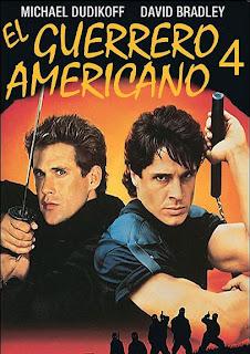 El guerrero americano 4 (1991)