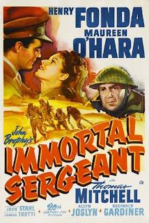 El sargento inmortal (1943)