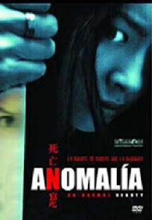Anomalía  -(terror)
