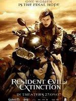 Resident evil 3, Extinci�n