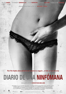 Diario de una ninfomana cine online gratis
