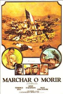 Marchar o morir (1977)