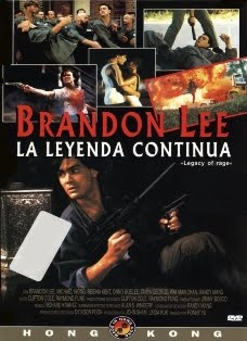 Brandon Lee La leyenda continua (1986)