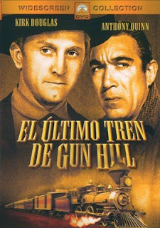 El ultimo tren de Gun Hill - Last Train from Gun Hill(1959)