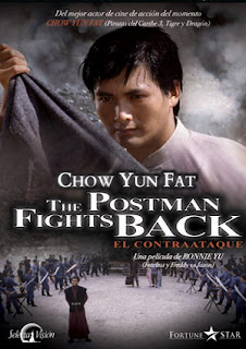 The postman fights back -(artes marciales)