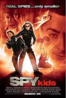 SPY KIDS cine online gratis