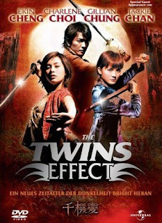 The twin effect