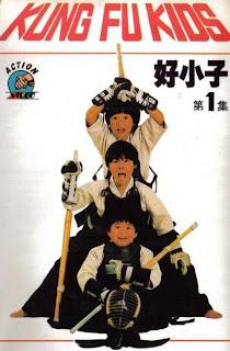 Kung fu Kids -(artes marciales)
