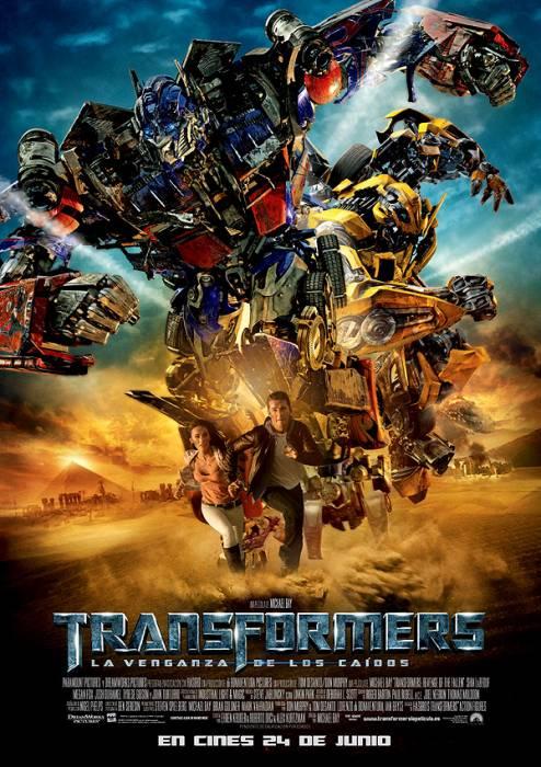 Transformers: la venganza de los caídos cine online gratis
