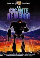 El gigante de hierro (1999) online y gratis