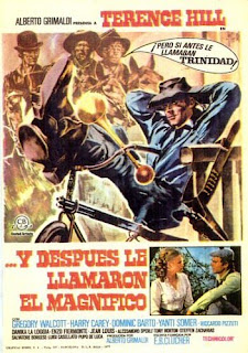Y Después le Llamaron El Magnífico (1972)