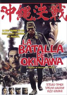 La batalla de Okinawa -(bélica)