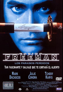 Crying Freeman Los paraisos perdidos (2005)