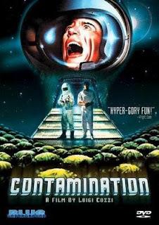 Contaminaci�n Alien invade la tierra