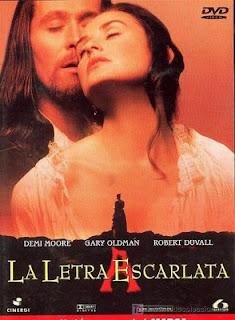 La letra escarlata (1995)