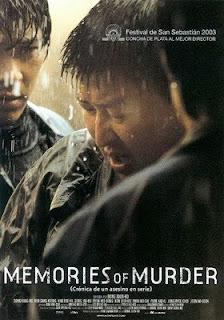 Memories of murder (Cronica de un asesino en serie) (2003)
