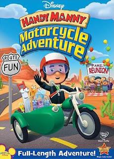 Handy Manny Aventuras de motocicleta (2010)