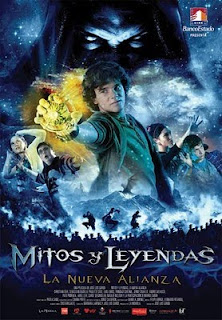 Mitos y leyendas la nueva alianza (2010)